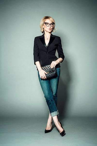 Базовый гардероб: Модные секреты от Эвелины Хромченко