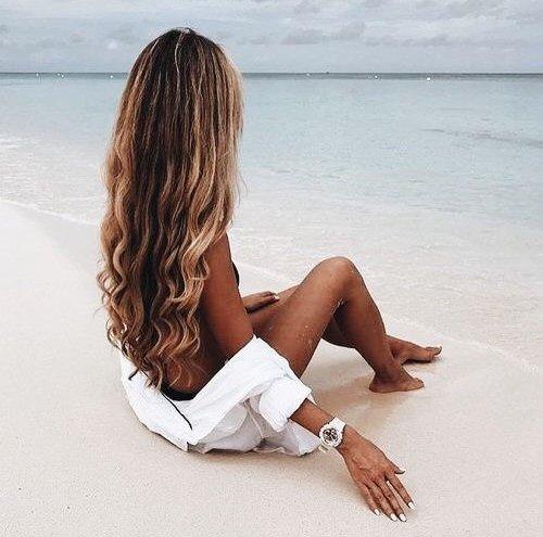 Как восстановить волосы после отпуска?