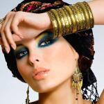 Женские Хитрости: Макияж для зеленых глаз +Фото
