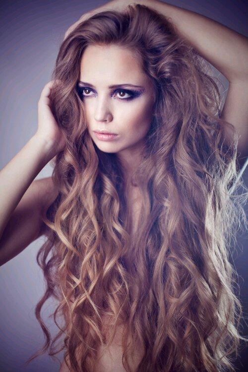 Восстанавливающая маска с желатином для волос (Видео)